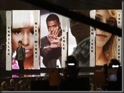 Bruno Mars at Grammy