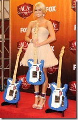 Carrie Underwood American Country- Awards