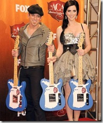 Thompson Square American Country Awards-2011
